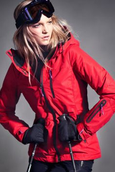 Ski Jackets To Keep You Warm And Stylish On The Slopes