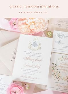 Stunning letterpress and foil wedding invitation printed on our luxe   cotton stock.  Colors are completely customizable to your color palette!    #weddingmonogram  #weddinginvitations #weddinginvites