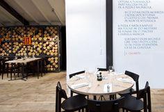 Fabbrica Bergen Restaurant by Tjep – Inspired by Privacy | jebiga | #restaurant #modern #newgeneration #creative #design #jebiga