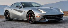 Ferrari F12 Berlinetta elected 2014 Robb Report Car of the Year