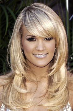 Carrie Underwood - Long Increased Layers