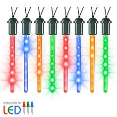 Gemmy Shooting Star Light String  Tubed Multi Color * This is an Amazon Affiliate link. Read more at the image link.