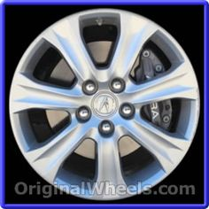 OEM 2009 Acura RL Rims - Used Factory Wheels from OriginalWheels.com #Acura #AcuraRL #RL #2009AcuraRL #09AcuraRL #2009 #2009Acura #2009RL #AcuraRims #RLRims #OEM #Rims #Wheels #AcuraWheels #AcuraRims #RLRims #RLWheels #steelwheels #alloywheels