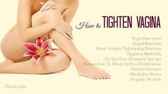 Learn how to tighten your vagina fast and naturally at home? Here is in-depth guide about how to make vagina tight & methods to tighten your vagina quickly for long lasting. How To Treat Hpv, How To Do Kegels, Phlegm In Throat, Getting Rid Of Phlegm, Get Skinny Legs, Skinnier Legs, Easy At Home Workouts, Clear Eyes, Pelvic Floor