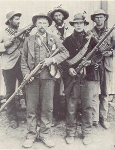 Boers in Anglo Boer war