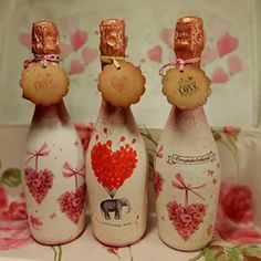 M.J.&A (@_mags_j) • Instagram photos and videos Handmade Home, Decoupage, Valentines, Photo And Video, Gifts, Instagram, Videos, Photos, Home Decor