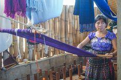 Loom Work - Guatemala