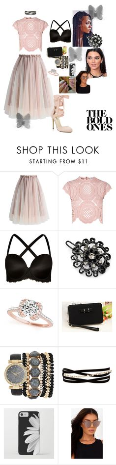 """""""Bold x."""" by courtney-claire on Polyvore featuring Chicwish, Glamorous, City Chic, 1928, Allurez, Jessica Carlyle, Kenneth Jay Lane and Miss Selfridge"""