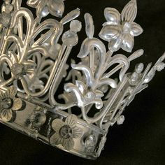 French silver Crown.