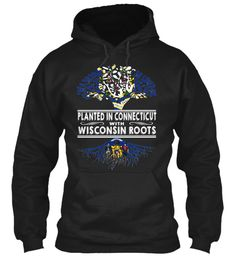Wisconsin Connecticut - Planted Roots #Wisconsin-Connecticut
