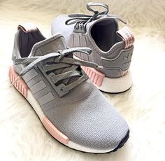 official photos a4465 0b97a adidas Originals NMD in grey-pinkgrau-rosa  Photo by