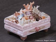 FARRAGOZ: How to Make a Miniature Shell Art Box