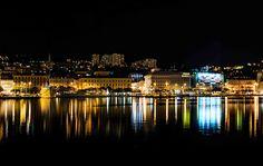 Rijeka (talijanski i mađarski: Fiume, njemački: Sankt Veit am Flaum, slovenski: Reka, čakavski: Rika, Reka) najveća je hrvatska luka, treći po…