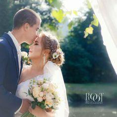 Svatební romance na rybníčku <3