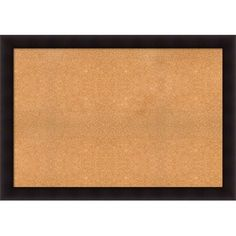 Darby Home Co Hillandale Cork Bulletin Board Size: