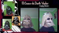 Cosplay Tutorial - Darth Vader Helmet (el casco y la máscara) V2