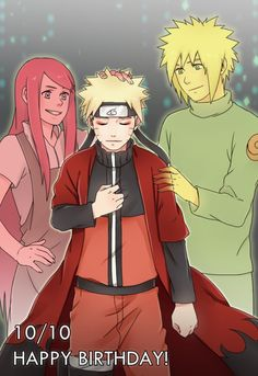 This is so touching!! I'm glad Naruto still has memories of them.