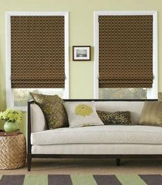 Good Questions: Affordable, Custom Roman Shades?