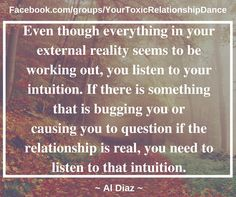 Blog Talk Radio Show - Your Toxic Relationship Dance - Every Friday @10am PST with Al Diaz & Cindy Holbrook