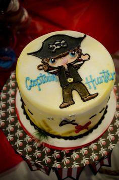Pirate cake #cake #pirate