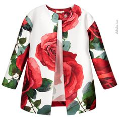 VOGUE ENFANTS: Must Have of the Day: In Bloom with Monnalisa from head-to-toe roses looks