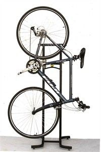 Interior: Gear Up OakRack Free Standing Bicycle Rack Aspiration Bike Pertaining To 7 from Free Standing Bike Rack Bicycle Hanger, Bicycle Shop, Bike Store, Vertical Bike Stand, Freestanding Bike Rack, Best Bike Rack, Bike Repair Stand, Range Velo, Bike Shelf