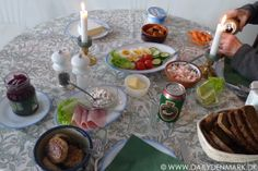 Danish lunch for two  from the My Daily Denmark blog