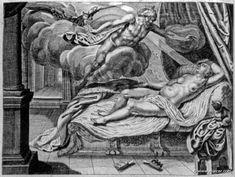Zeus and Semele. Mythology, Statue, Gallery, Art, Roof Rack, Sculptures, Sculpture