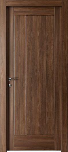 Trendy Ideas for panel wooden door design Flush Door Design, Room Door Design, Door Design Interior, Wooden Door Design, Interior Barn Doors, Wooden Sliding Doors, Internal Sliding Doors, Wooden Windows, Wood Barn Door
