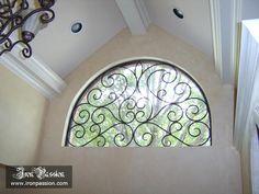 Inserts | IP-IN-0413 | Dallas Home Improvement | Ornamental Wrought Iron | Decorative | Iron Passion