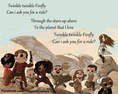 Twinkle Twinkle, Firefly