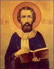 """To be able to speak the truth and yet to remain silent is to draw down the anger of God."" St.Justin Martyr"