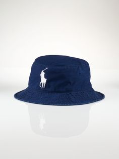 polo bucket hat in white   I have this exact one Dope Hats 44f30128449