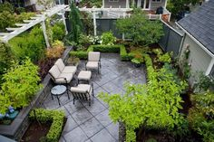 Lovely patio.