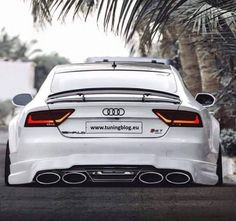 Audi Performance WideBody - Cars and motor Rs6 Audi, Allroad Audi, Luxury Sports Cars, Sexy Cars, Hot Cars, Moto Design, Carros Audi, Car Tuning, Modified Cars