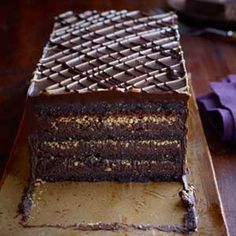 Chocolate Dessert Recipes - Valentines Day Dessert Recipes - Good Housekeeping