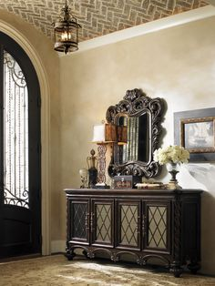 Florentino Barletta Hall Console | Lexington Home Brands
