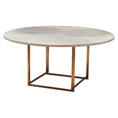 Poul Kjaerholm - PK 54, Dining Table | From a unique collection of antique and modern dining room tables at http://www.1stdibs.com/furniture/tables/dining-room-tables/
