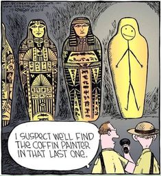 40 Funny Comics for the Average 40 Year Old - Funny Gallery Speed Bump Comic, Archaeology For Kids, Funny Images, Funny Pictures, History Memes, History Facts, Political Figures, 40 Years Old, For Facebook