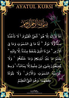 Ayatul Kursi | Free Download Full Ayatul Kursi