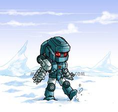 Superdeformers: Pipes by MZ15.deviantart.com on @deviantART