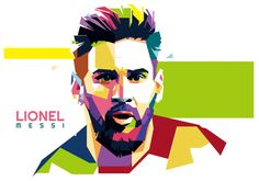 Messi wpap by indrarisky Leonel Messi, Pop Art Poster, Poster Prints, Messi Drawing, Illustration Pop Art, Vector Illustrations, Iron Man Hd Wallpaper, Lionel Messi Wallpapers, Messi Vs