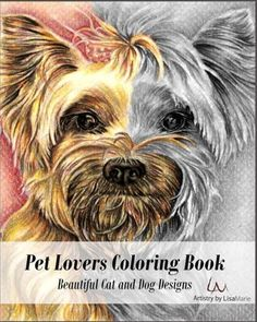 Details About The Cat Lovers Coloring Books For Adults Dover Nature Animals Kitten Kitty Pages
