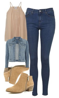 """Elena Gilbert Inspired Outfit"" by mytvdstyle ❤ liked on Polyvore featuring Topshop, Vero Moda, River Island, Dorothy Perkins, Inspired, tvd and thevampirediaries"