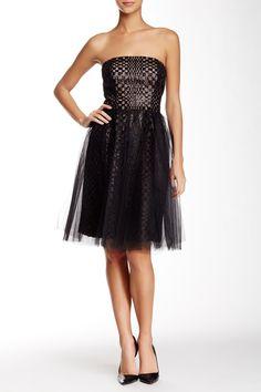 Vera Wang | Strapless Tulle Ballerina Skirt Dress | Nordstrom Rack  Sponsored by Nordstrom Rack.