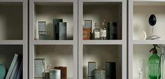 Design-Bücherregale Book von IFT, designer Titti Fabiani