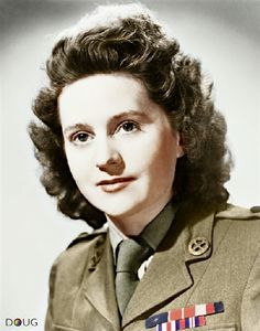 Odette Marie Celine Brailly, was born in Amiens, France on 28th April 1912. She was recruited by the British Special Operations Executive (SOE) and sent to France as the radio operator for the 'Spindle' network, led by Peter Churchill in 1942.