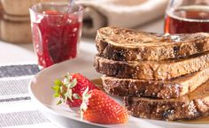 Chia French Toast
