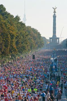 Corridas de rua pra não perder: Berlim, Paris, Buenos Aires, Punta del Este e até dentro dos parques da Disney.