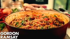 Sausage Rice, Grilled Sausage, Spicy Sausage, Sausage Recipes, Spicy Recipes, Grilling Recipes, Cooking Recipes, Healthy Recipes, Gordon Ramsay Youtube